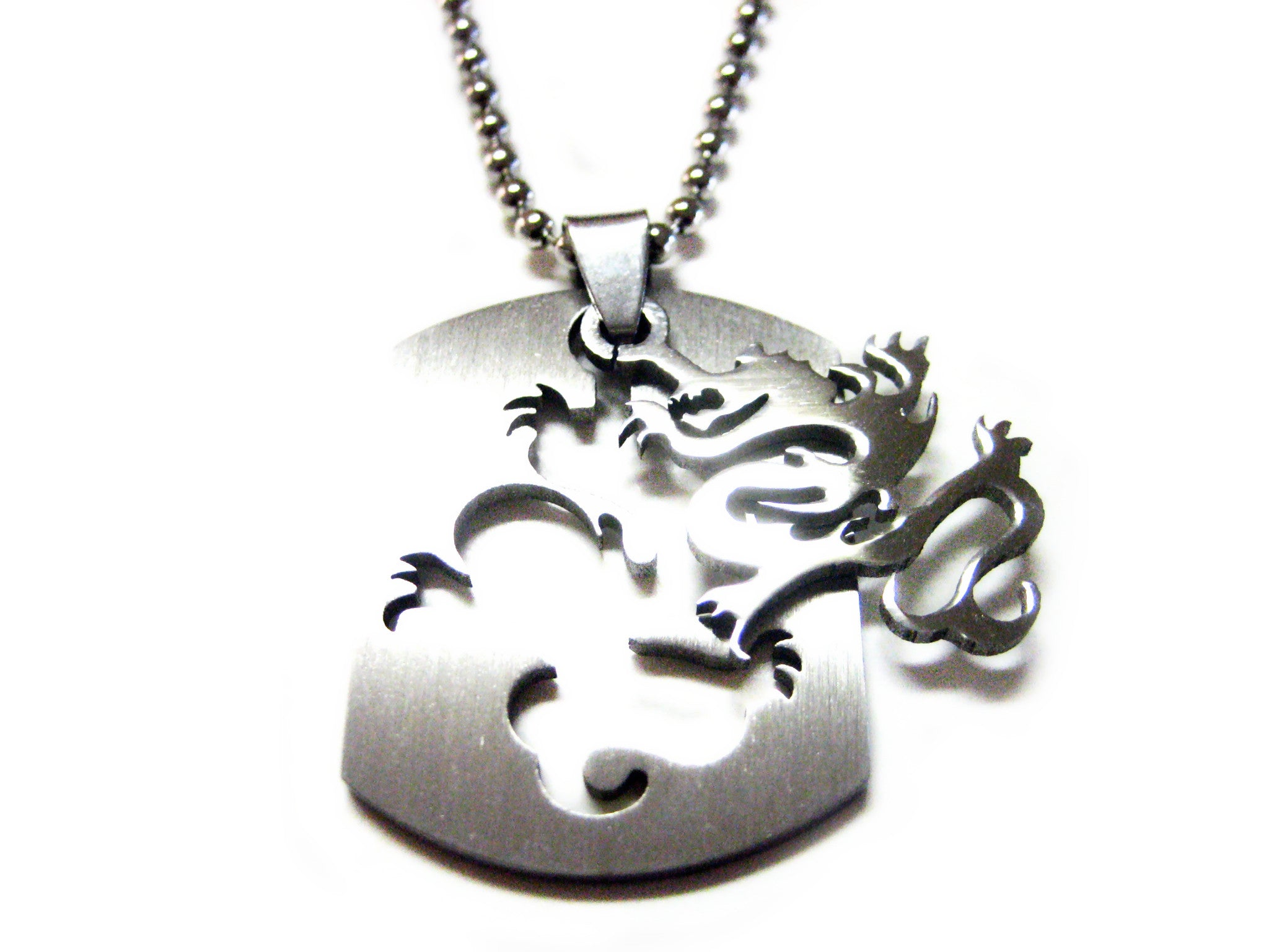 Dragon Metal Necklace