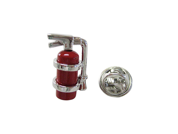 Fire Extinguisher Lapel Pin