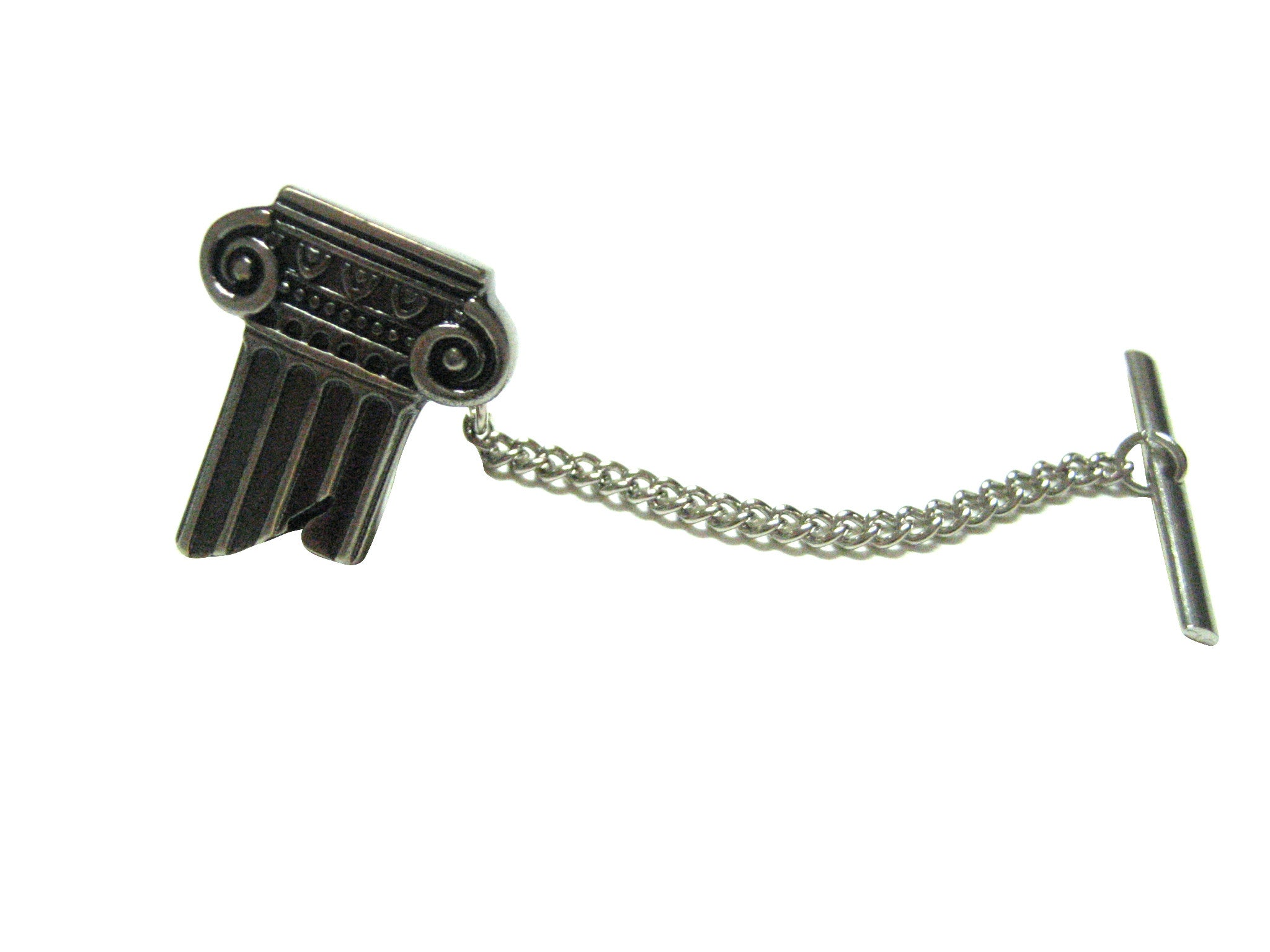 Greek Historical Column Tie Tack