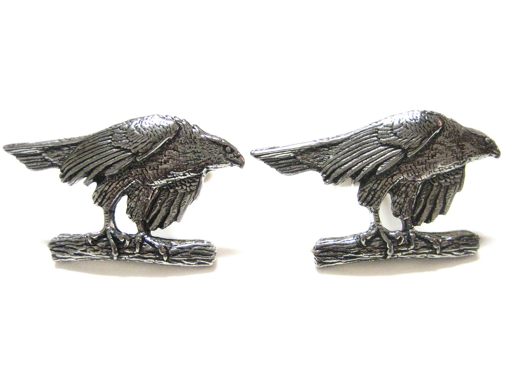 Hawk Bird Cufflinks