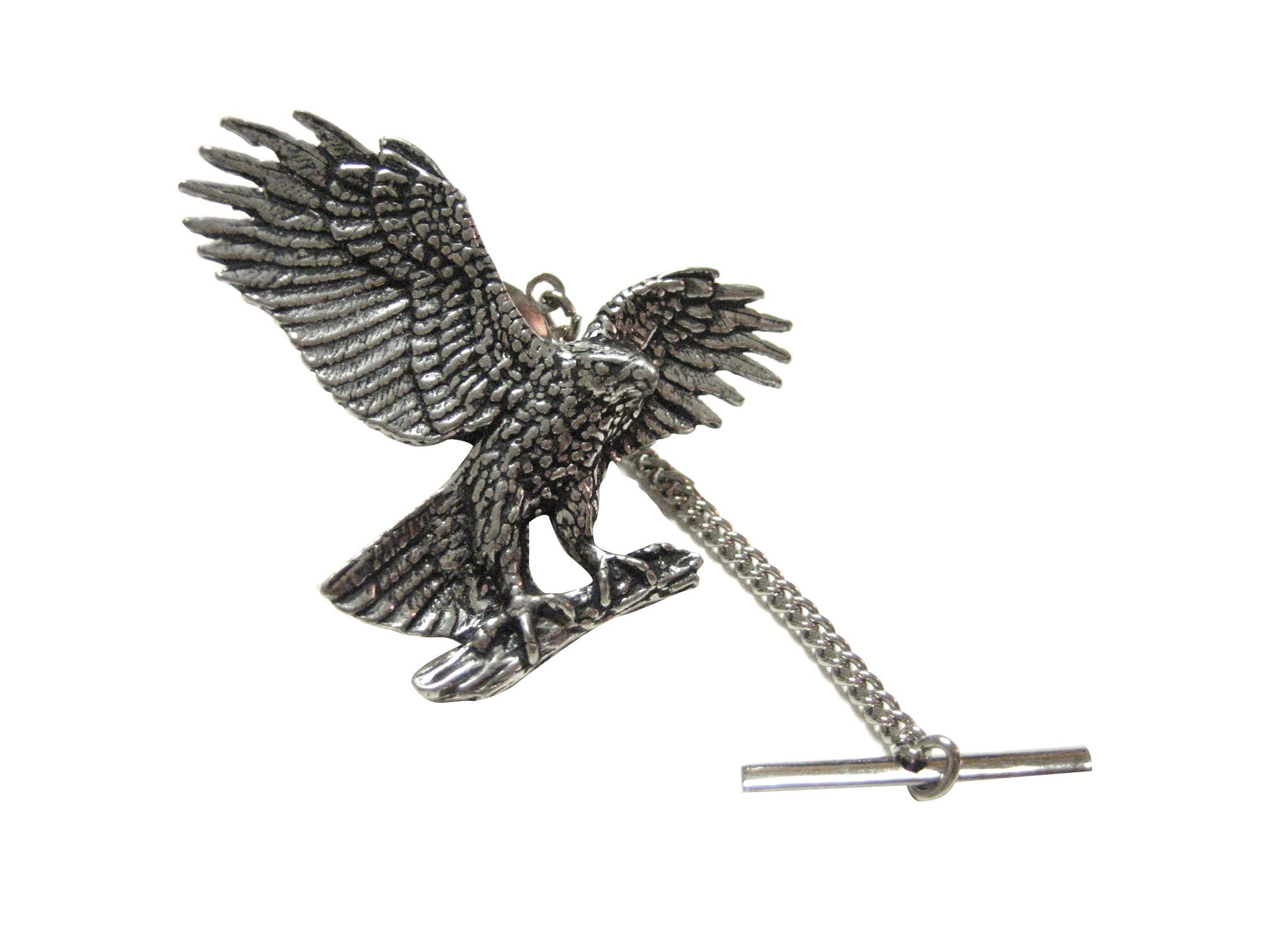 Hawk Eagle Falcon Bird Tie Tack