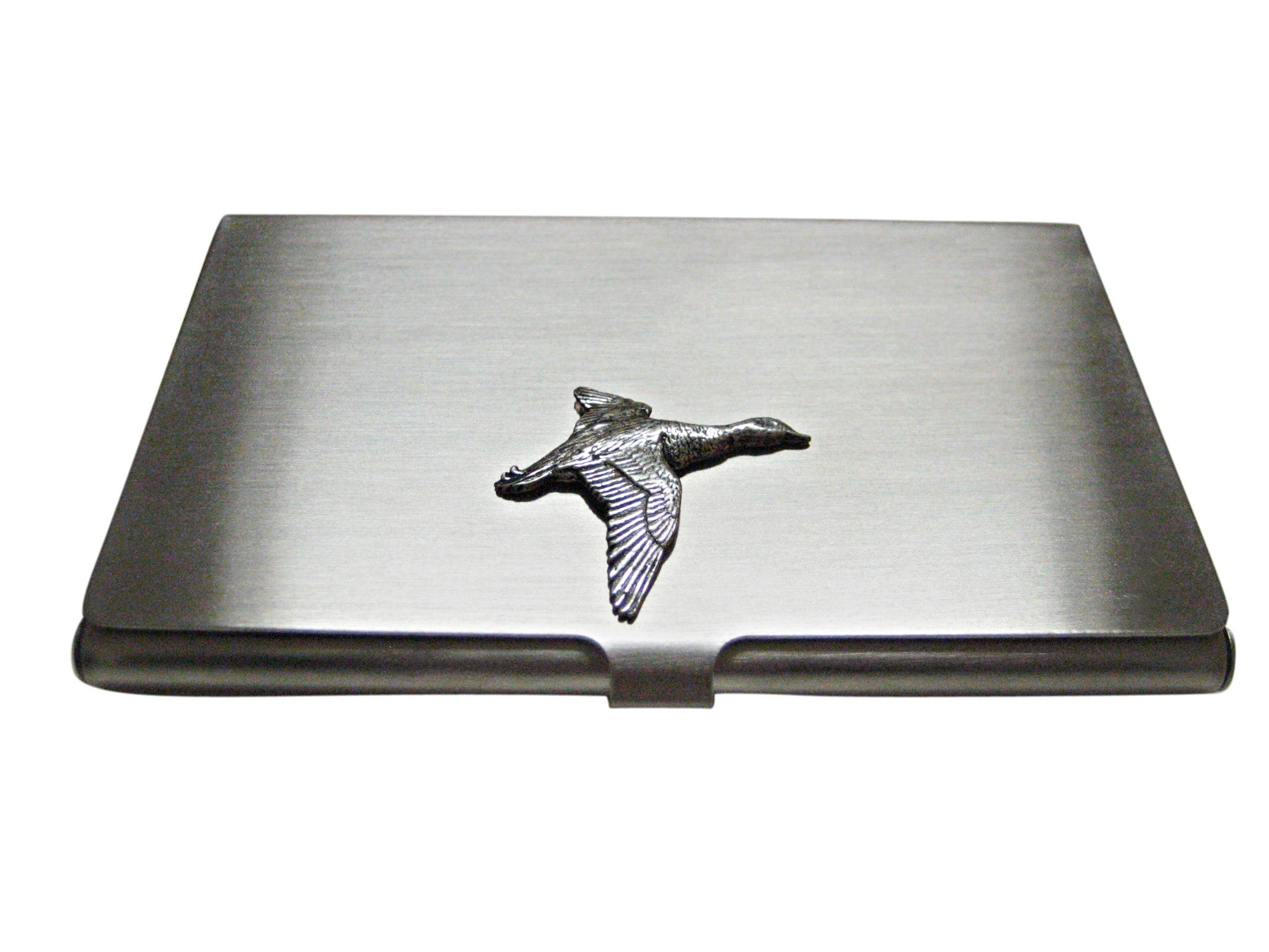 Mallard Duck Bird Business Card Holder