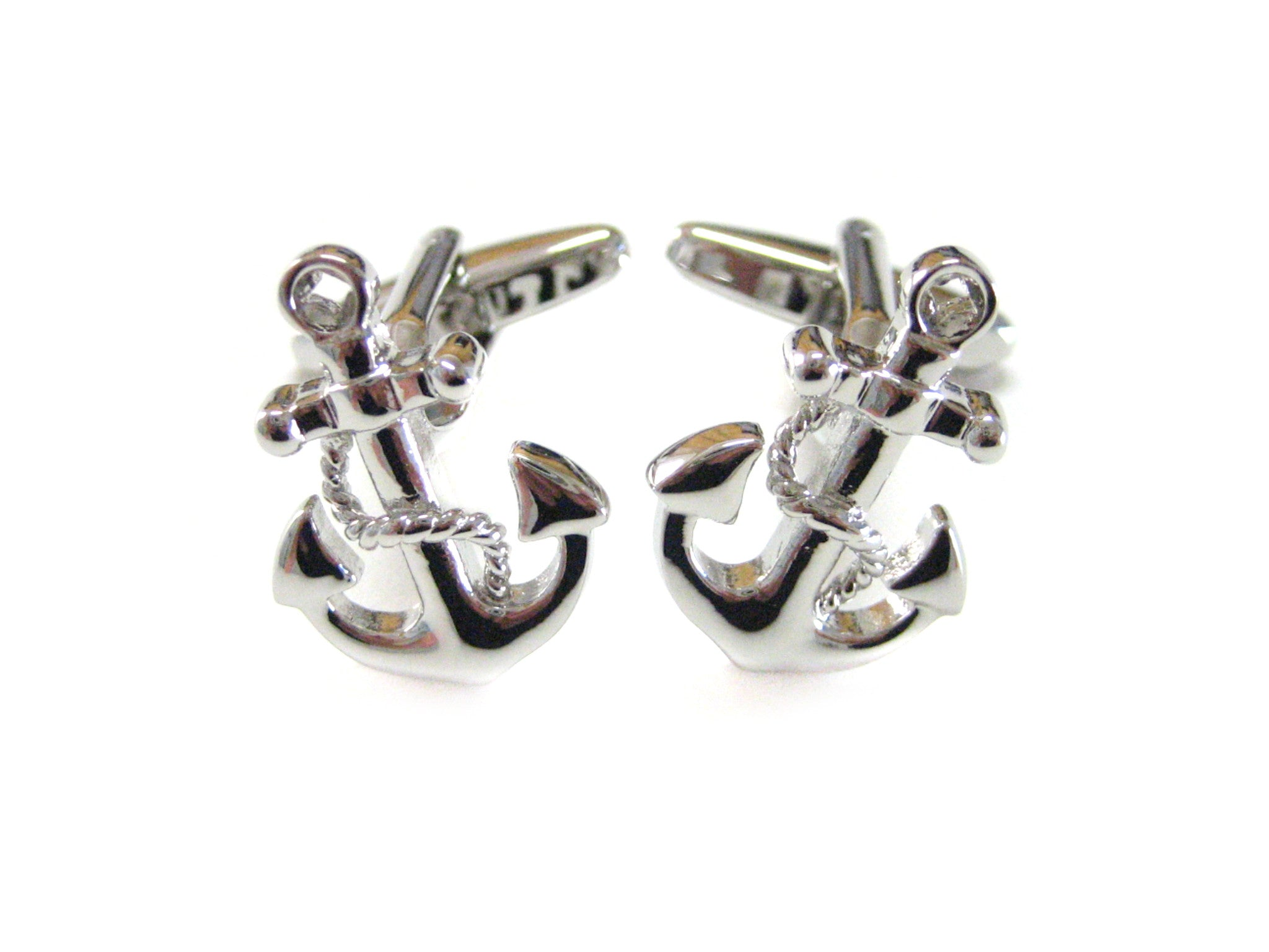 Mighty Anchor Cufflinks