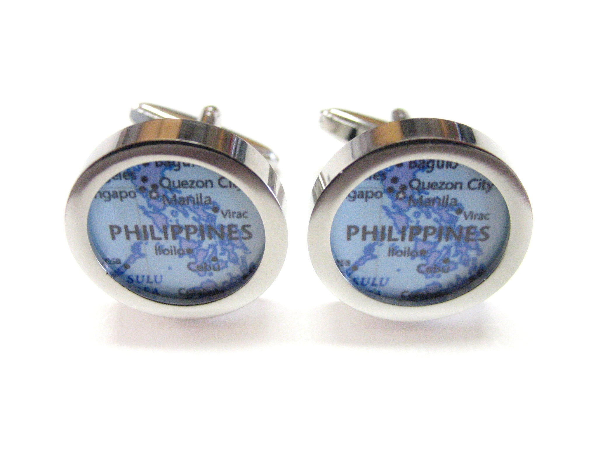 Philippines Map Cufflinks