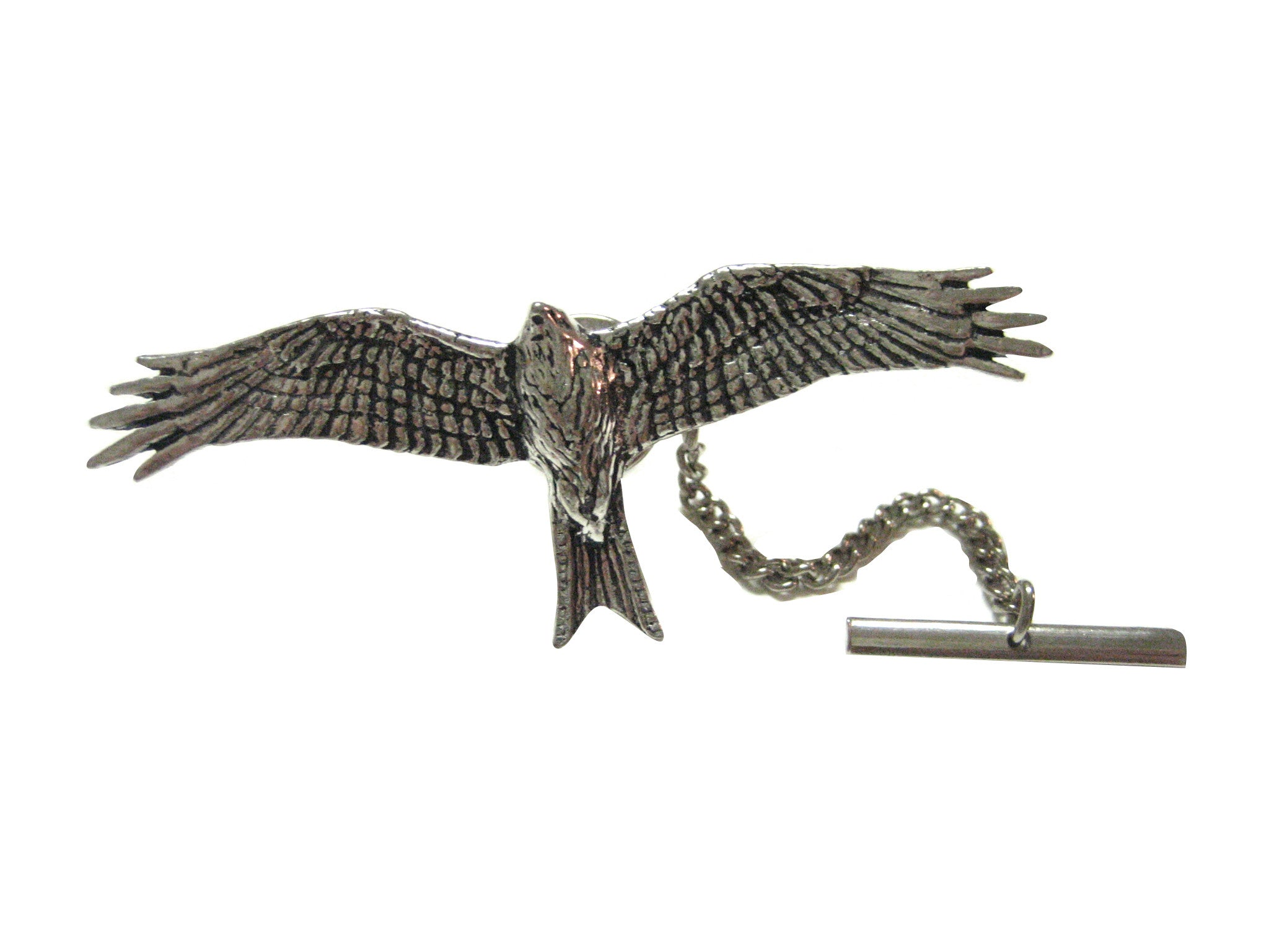 Red Kite Bird Tie Tack