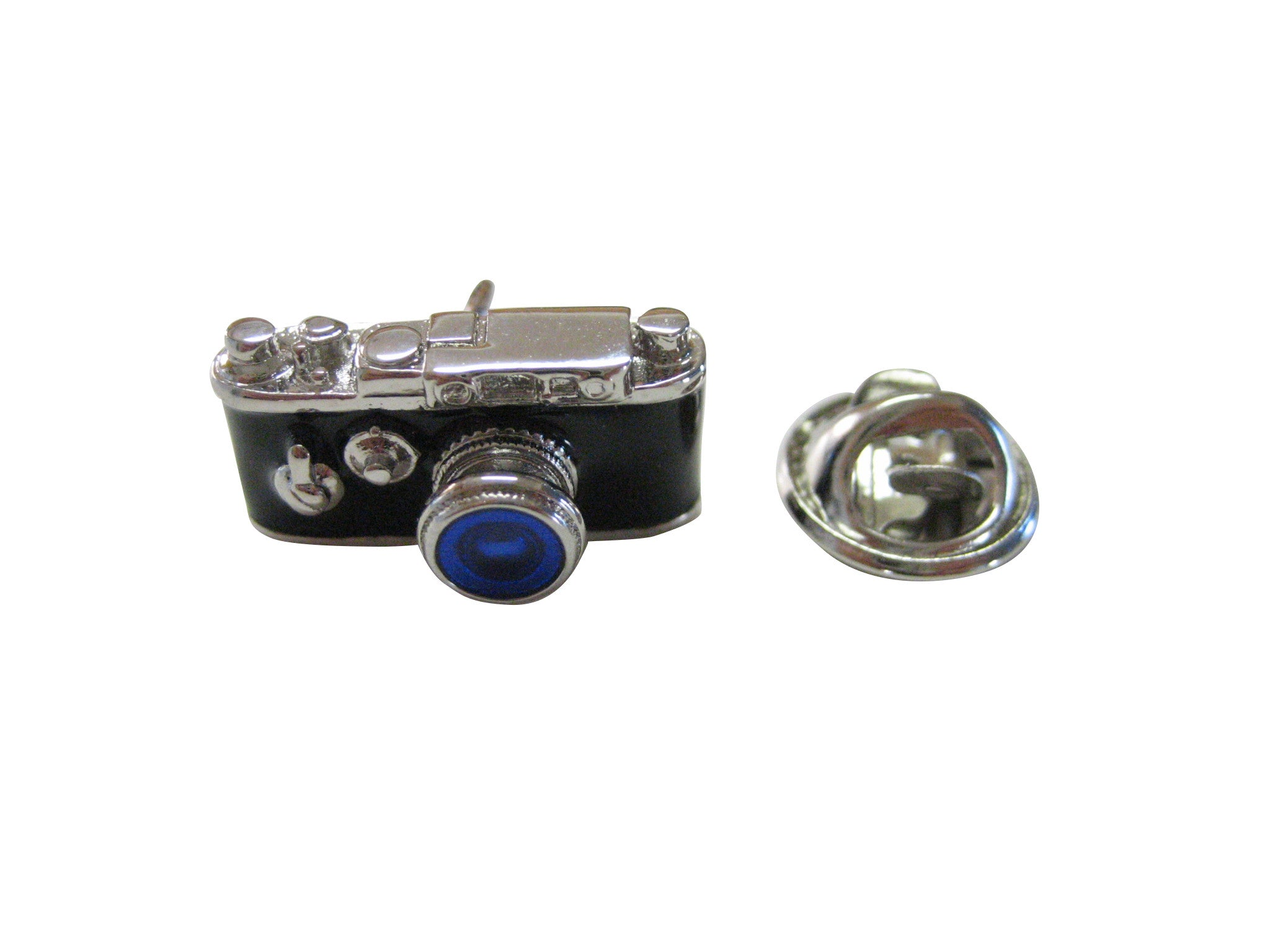Photography Retro Camera Lapel Pin