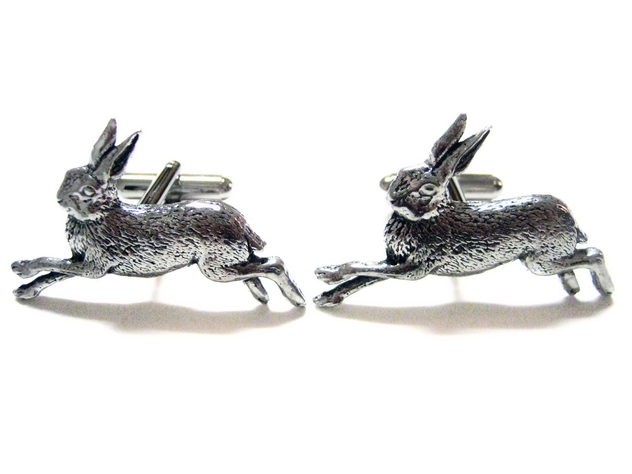 Running Rabbit Hare Cufflinks