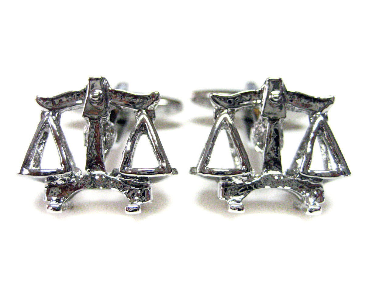 Scale of Justice Cufflinks