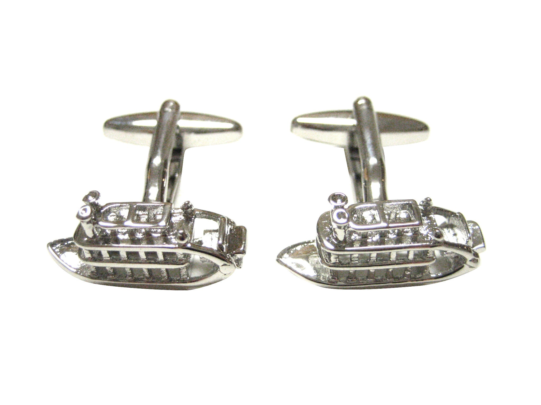Steam Boat Cufflinks