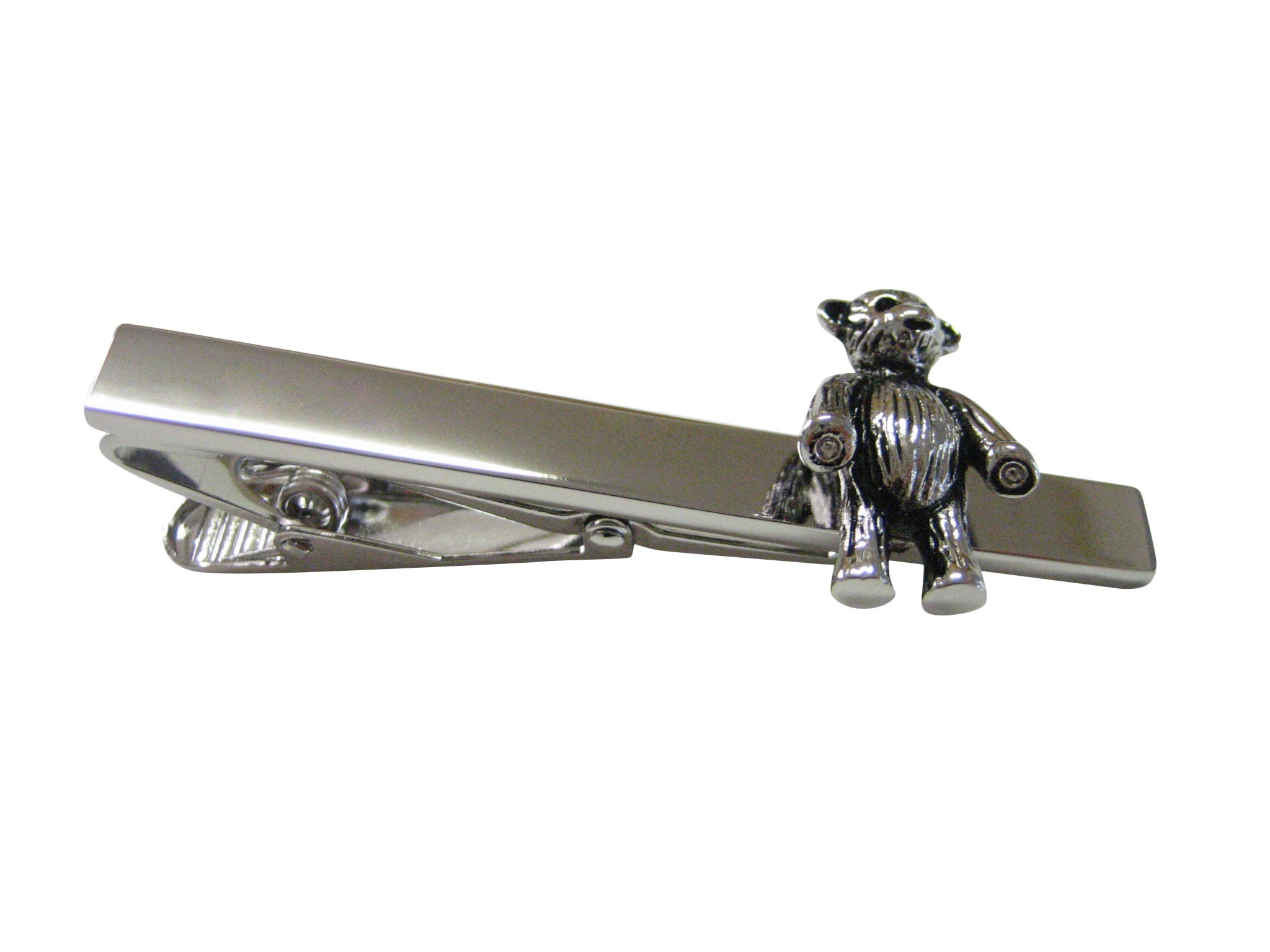 Teddy Bear Tie Clips