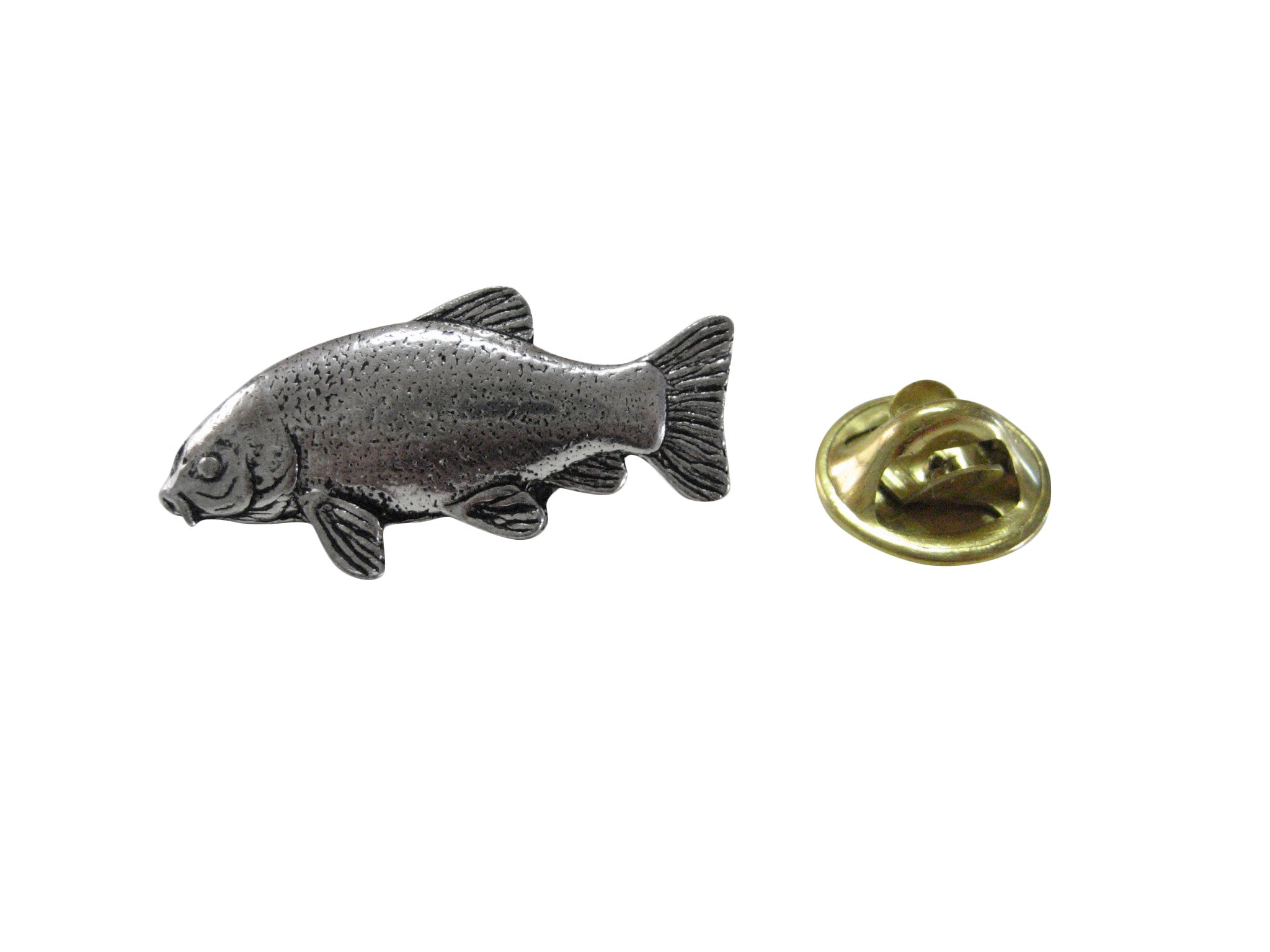 Tench Fish Lapel Pin