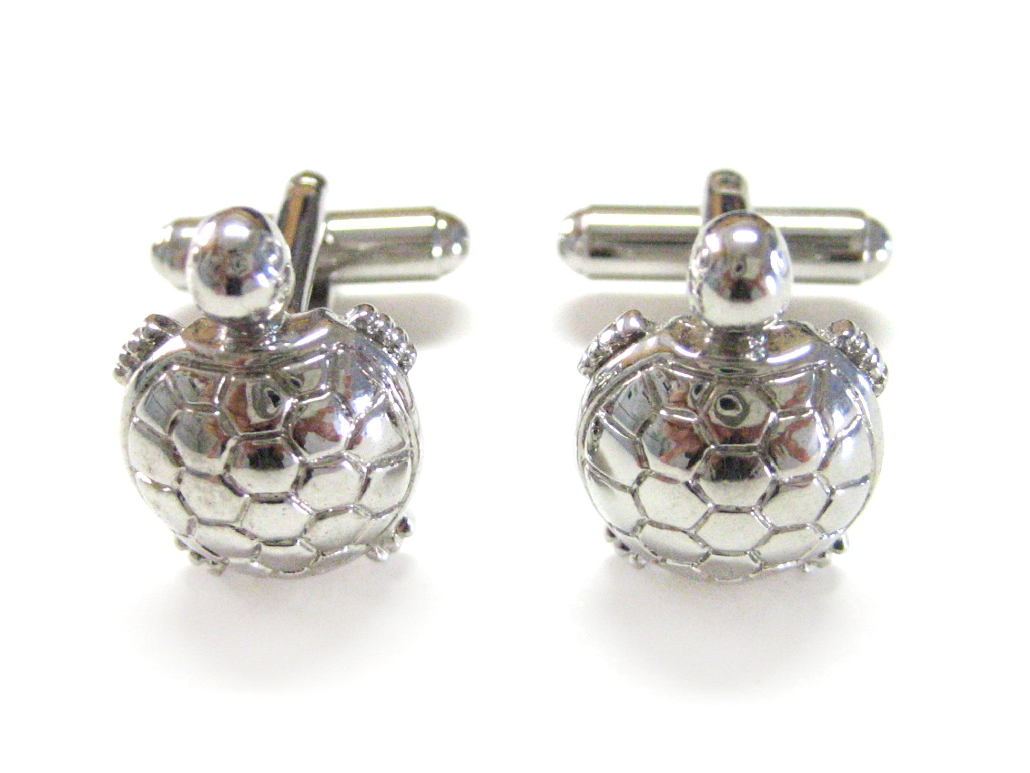 Metal Turtle Cufflinks