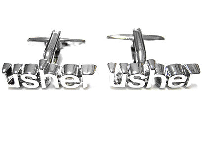 Wedding Usher Cufflinks
