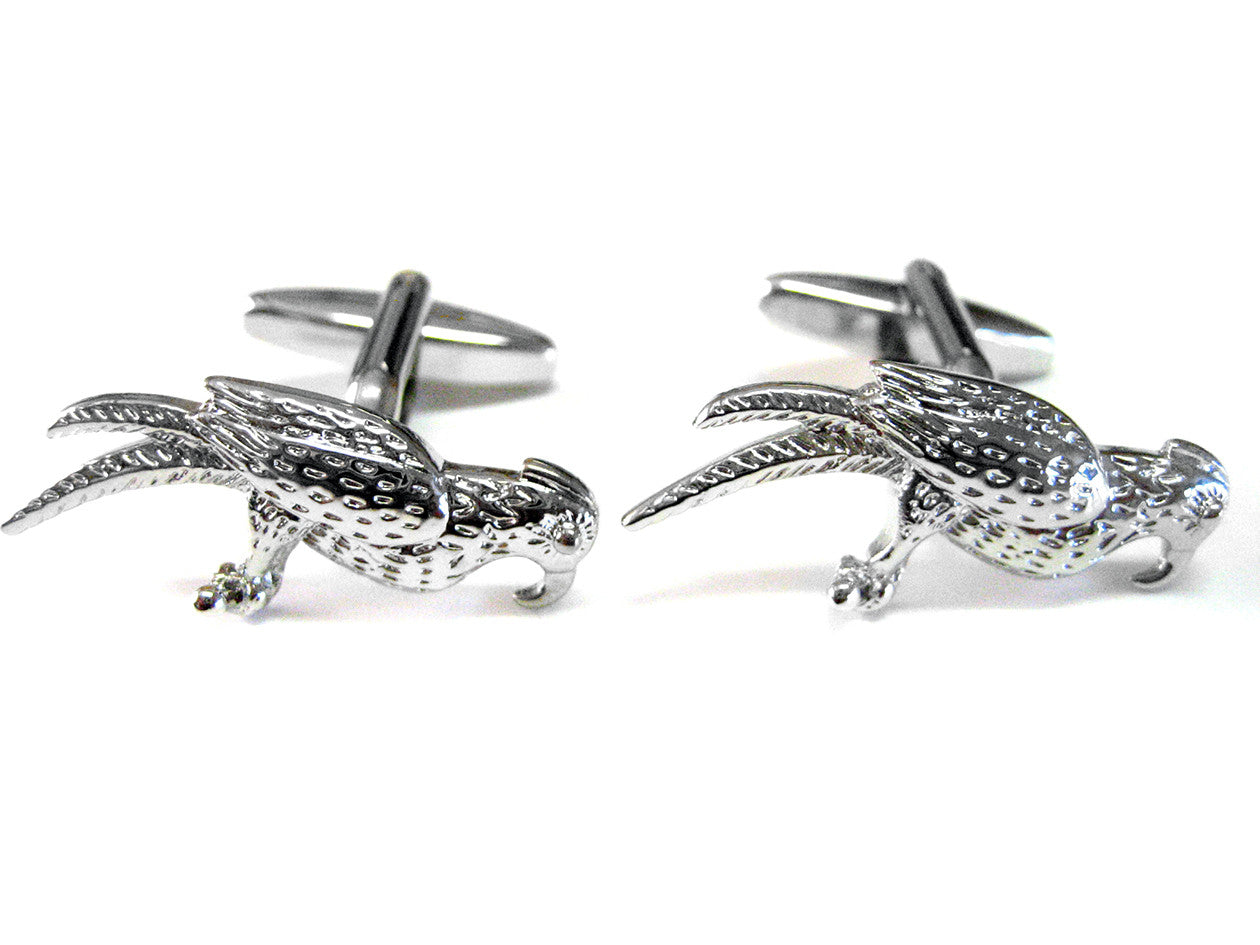 Vulture Bird Cufflinks