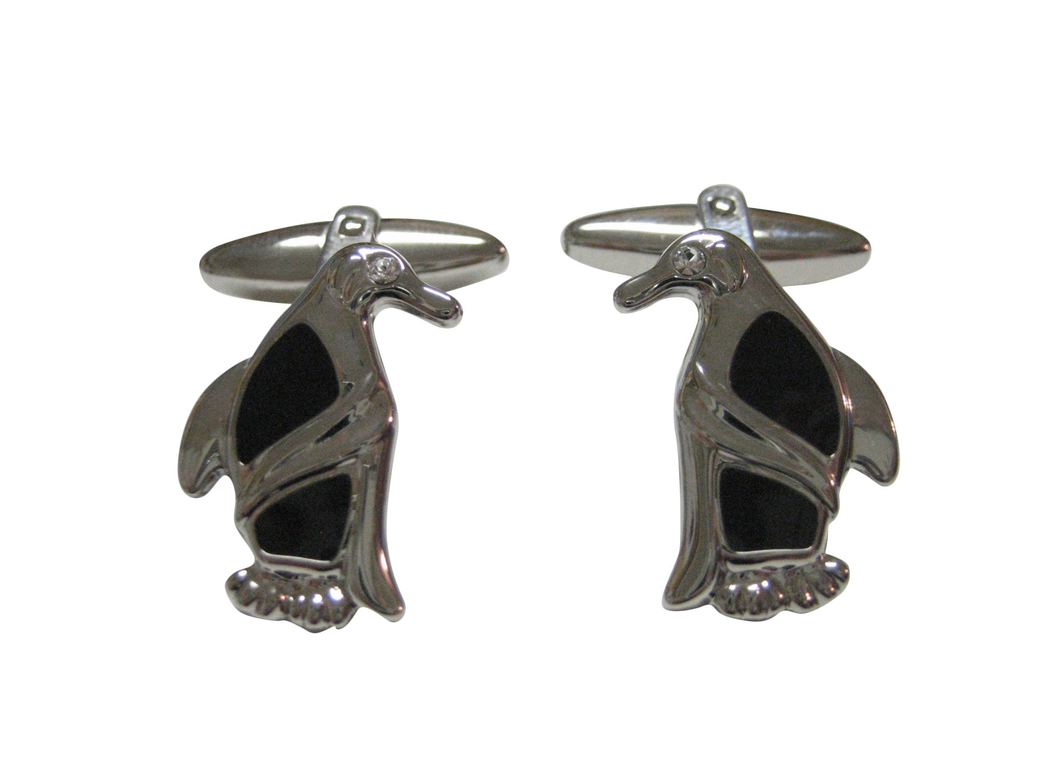 Penguin Folding Cufflinks