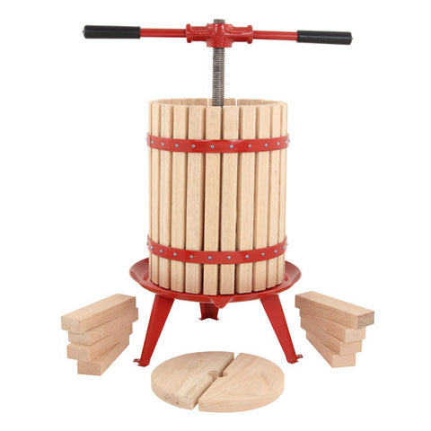 18 Liter Fruit & Wine Press