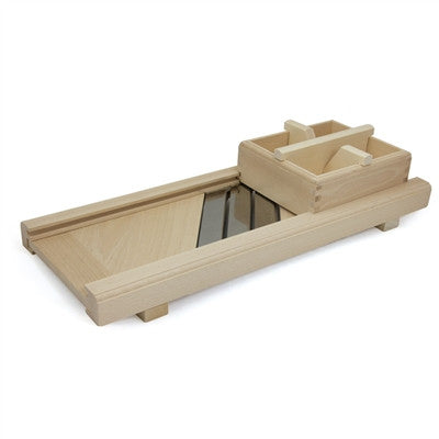 Wooden Cabbage Shredder, Standard