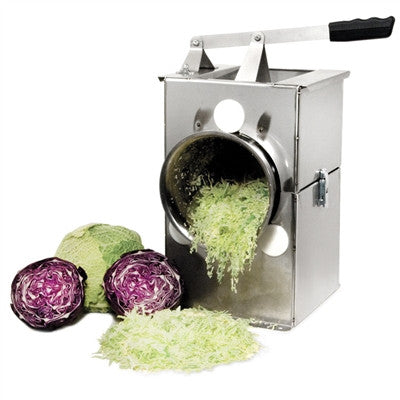 Deluxe Stainless Steel Cabbage Shredder