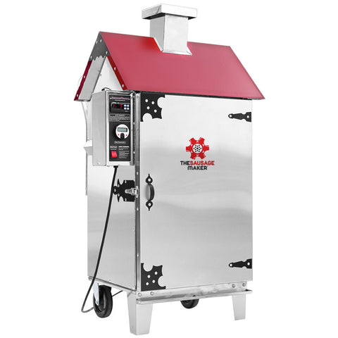 30 Lb Digital Country Style Smoker