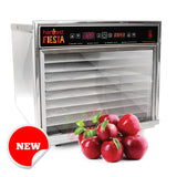 Harvest Fiesta Digital Food Dehydrator, 8 Tray