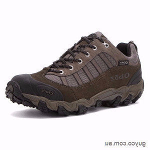 Oboz Men's Tamarack BDRY Light Hiking Shoe
