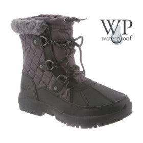 BEARPAW Women's Bethany Winter Ankle Boot