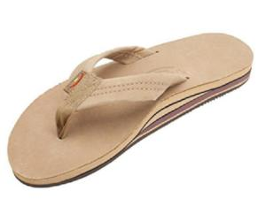 Rainbow Sandals 302ALTS Mens Premier Leather Double Stack
