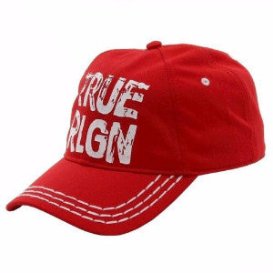 True Religion Stitch Baseball Cap - TR2054