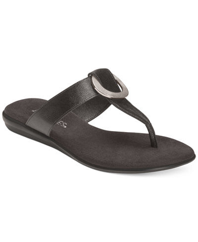 Aerosoles Supper Chlub Flat Thong Sandals