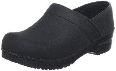Sanita Women's Original Textured Oil Leather Clog