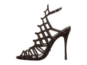 "Schutz ""Juliana"" High Heel Caged Sandal"