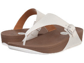 FitFlop The Skinny Urban White
