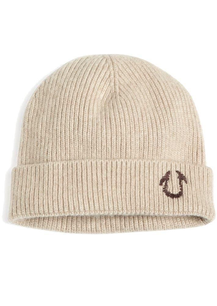 True Religion Cashmere Blend Watchcap Beanie - TR1429