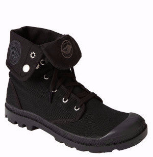 "Palladium ""Baggy"" Men's Canvas Boot"