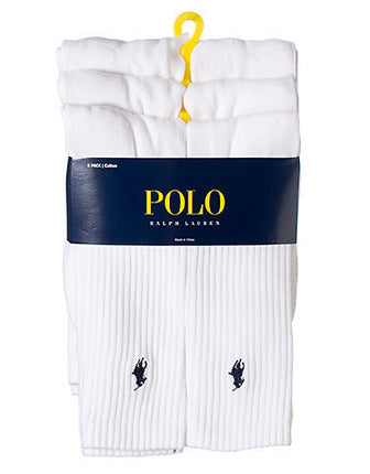 Polo Ralph Lauren Classic Men's Cotton Sport 6PK