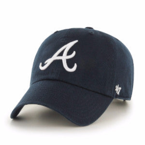 47 BRAND BRAVES ROAD CLEAN UP STRAPBACK