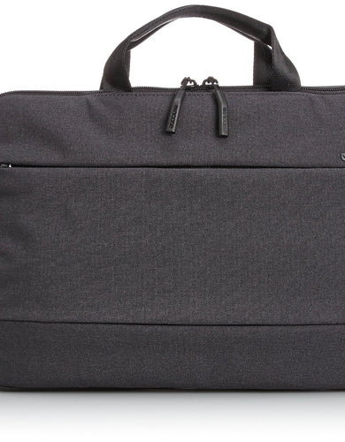"City Carrying Case (Briefcase) for 15"" MacBook Pro, iPhone - Black"