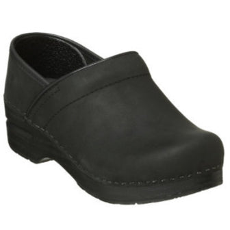 Dansko Women's Professional Oiled Leather Clog