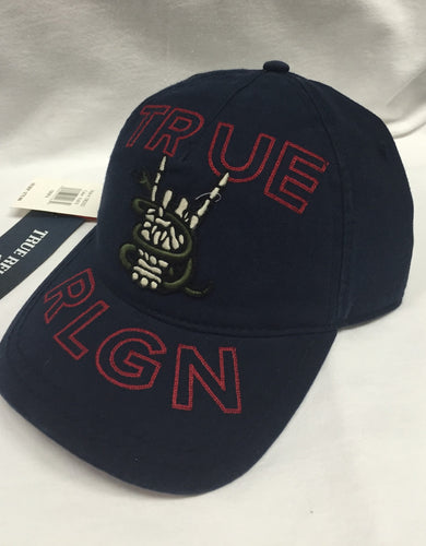 daa091f221e True Religion Embroidered Logo Baseball Cap - TR2112