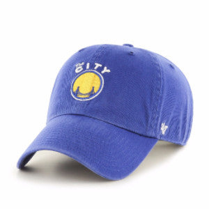 47 BRAND WARRIORS ROYAL CLEAN UP STRAPBACK