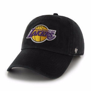 47 BRAND LAKERS CLEAN UP STRAPBACK