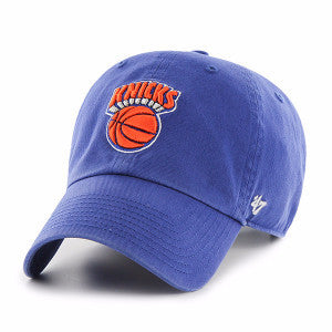 47 BRAND KNICKS CLEAN UP- ROYAL