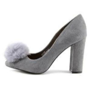 Women's Penny Loves Kenny Riz Pom Pom Pump