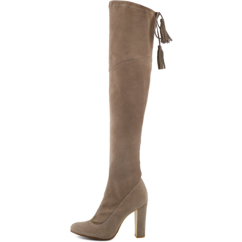 "Schutz ""Beau"" Over-The-Knee High Heel Boot"