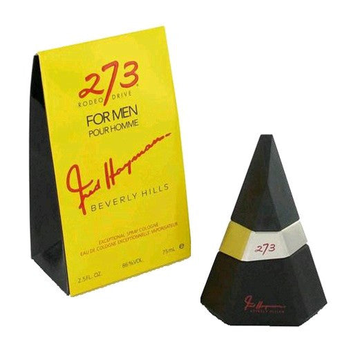 273 by Fred Hayman, 2.5 oz Exc. Cologne Spray, For men