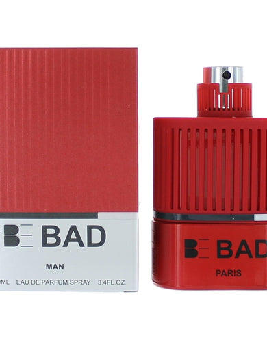 Bad by Bodevoke, 3.4 oz Eau De Parfum Spray for Men