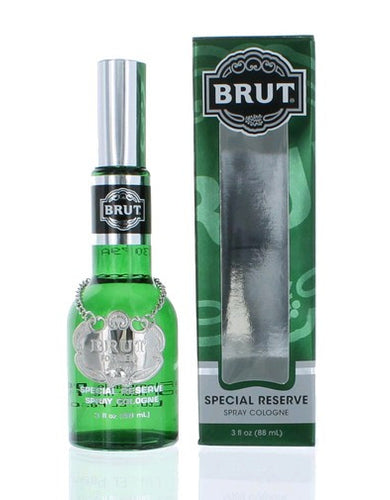 Brut by Brut, 3 oz Special Reserve Spray Cologne for Men