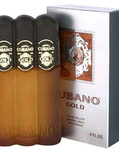 Cubano Gold By Cubano, 4 oz Eau De Toilette Spray for Men