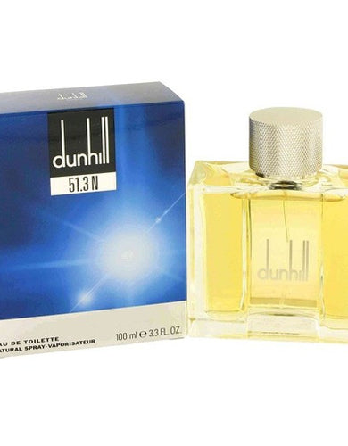 Dunhill 51.3 N by Alfred Dunhill, 3.4 oz Eau De Toilette for Men