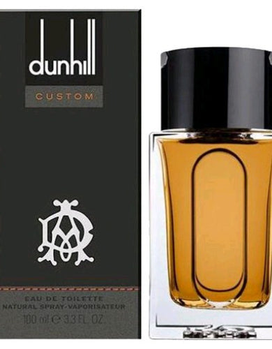 Dunhill Custom by Alfred Dunhill, 3.3 oz Eau De Toilette Spray for Men